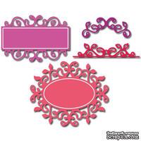 Лезвие Crafty Ann - Tags Set 2