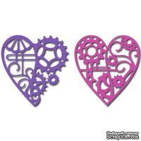 Лезвие Crafty Ann - Hearts 2 (Steampunk)