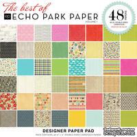 """Набор бумаги от Echo Park """"Best of Echo Park"""", 30х30 см, 48 листов"""