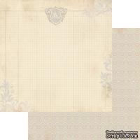 Лист скрапбумаги Authentique - Authentique Pledge, 30х30 см, двусторонняя