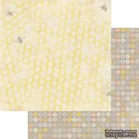 Лист скрапбумаги Authentique - Authentique Integrate, 30х30 см, двусторонняя