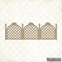 Чипборд Blue Fern Studios - Lattice Fence