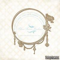 Чипборд Blue Fern Studios - Jeweled Frame