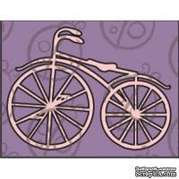Чипборд от Бумага Марака - Велосипед №1