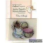 Акриловый штамп - Clear Stamps - Appley Dapply