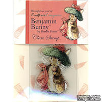 Акриловый штамп от Crafter's Companion - Benjamin Bunny, 1 шт.