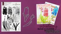 Штампы + Ножи для вырубки от Altenew - Build-A-Flower: Hyacinth