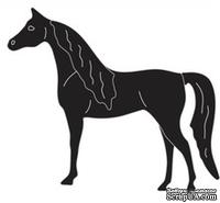 Лезвие Arabian Horse от Cheery Lynn Designs -  Арабский скакун, C102