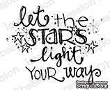 Штампы от Impression Obsession - Let the Stars