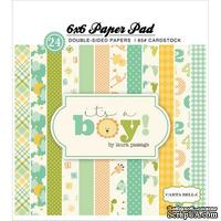 Набор скрапбумаги Carta Bella - It's a Boy, 15х15 см