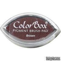 Чернила ColorBox Pigment Cat's Eye Ink Pad - Brown