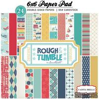 Набор скрапбумаги Carta Bella - Rough & Tumble 6x6 Paper Pad, 15х15 см