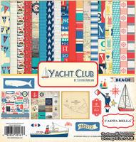 Набор скрапбумаги и декора Carta Bella  - Yacht Club, 30х30 см