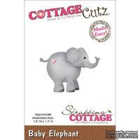 Лезвие CottageCutz - Baby Elephant