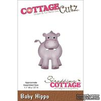 Лезвие CottageCutz - Baby Hippo