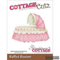 Лезвие CottageCutz - Ruffled Bassinet