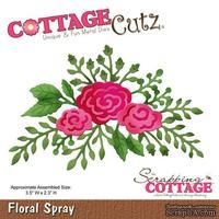 Лезвие CottageCutz - Floral Spray