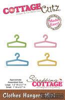 Лезвие CottageCutz - Clothes Hangers Mini, 4,5х4,5 см