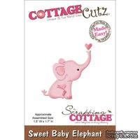 Лезвие CottageCutz - Sweet Baby Elephant Mini