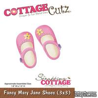 Лезвие CottageCutz - Mary Jane Shoes