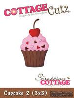 Лезвие CottageCutz - Cupcake 2, 7,5х7,5 см