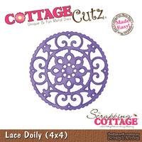 Лезвие CottageCutz - Lace Doily, 10х10 см