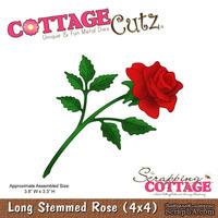 Лезвие CottageCutz - Long Stemmed Rose, 10х10 см