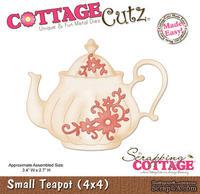 Лезвие CottageCutz - Small Teapot, 10х10 см