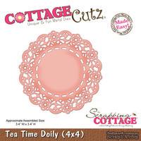 Лезвие CottageCutz - Tea Time Doily, 10х10 см