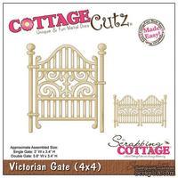 Лезвие CottageCutz Victorian Gate, 10х10 см