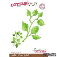 Лезвие CottageCutz - Leafy Foliage, 10х15 см