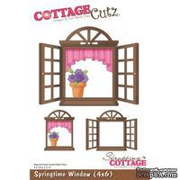 Лезвие CottageCutz - Springtime Window, 10х15 см