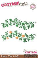 Лезвие CottageCutz - Flower Vine, 10х15 см