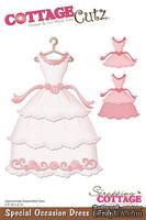 Лезвие CottageCutz - Special Occasion Dress, 10х15 см