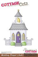Лезвие CottageCutz - Wedding Chapel, 10х15 см