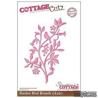 Лезвие CottageCutz Garden Bird Branch, 10х15 см