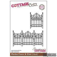 Лезвие CottageCutz Garden Fence & Gate, 10х15 см
