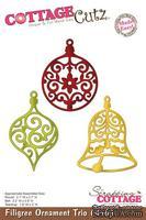 Лезвие CottageCutz Filigree Ornament Trio, 10х15 см