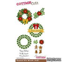 Лезвие CottageCutz Boxwood Vine Wreath, 10х20 см