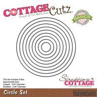 Лезвие CottageCutz - Circle Set