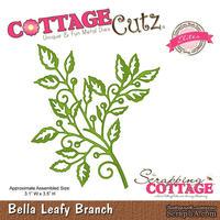 Лезвие CottageCutz Bella Spring Leafy Branch (Elites)