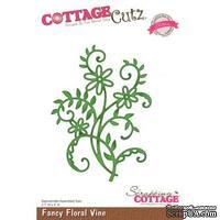 Лезвие CottageCutz Fancy Floral Vine (Elites)