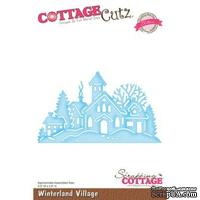 Лезвие CottageCutz Winterland Village (Elites)