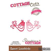 Лезвие CottageCutz - Sweet Lovebirds (Elites)