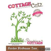 Лезвие CottageCutz - Garden Birdhouse Tree (Elites)