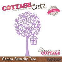 Лезвие CottageCutz - Garden Butterfly Tree (Elites)
