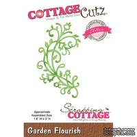 Лезвие CottageCutz - Garden Flourish (Elites)