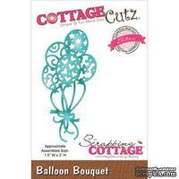 Лезвие CottageCutz - Elites Die - Balloon Bouquet