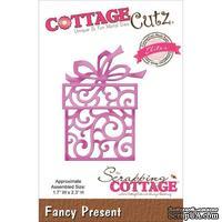 Лезвие CottageCutz - Elites Die - Fancy Present