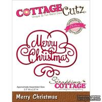 Лезвие CottageCutz - Merry Christmas